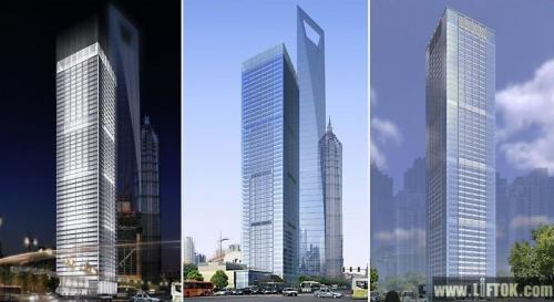 上海21世纪大厦--- 青岛开发区
